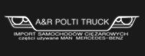 A&R POLTITRUCK CZĘŚCI MAN MERCEDES