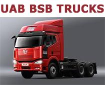 UAB BSB trucks
