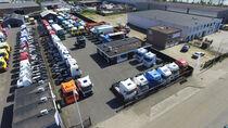Ticaret alanı Kaus Trucks
