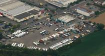 Ticaret alanı Jungtrucks GmbH