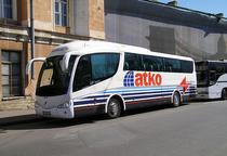 Ticaret alanı AS ATKO Grupp