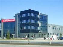 Ticaret alanı Euromarket Construction