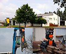 Ticaret alanı HYDRARAM Deutschland GmbH