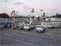 Ticaret alanı Air Nolo