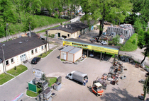 Ticaret alanı Budosprzęt Sp. z o.o.