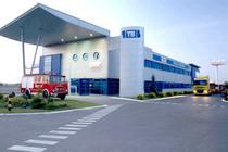 Ticaret alanı TB Truck & Trailer Serwis Sp. z o.o.