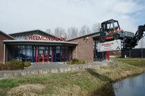 Ticaret alanı J.Helmond Forklifts BV