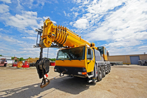 Ticaret alanı PJ Equipment Construction BV