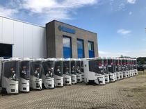 Ticaret alanı MBS Transport Refrigeration Ltd