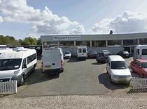 Ticaret alanı Vejstruproed Busimport ApS