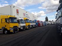 Ticaret alanı Trade & Export by VOLVO Group Trucks Lyon