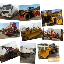 Ticaret alanı Shanghai Initiative Construction Machinery Co., Ltd