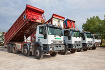 Ticaret alanı Working Trucks srl