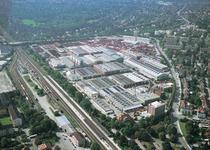 Ticaret alanı F.X. Meiller GmbH