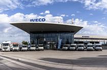 Ticaret alanı IVECO - MC MADRID
