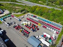 Ticaret alanı Scania Danmark A/S