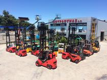 Ticaret alanı VOURDOUNAS SA