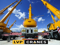 Ticaret alanı LVP CRANES SPAIN SL