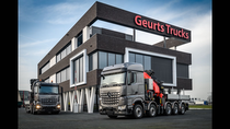 Ticaret alanı Geurts Trucks B.V.
