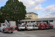 Ticaret alanı EU-Gépker Kft